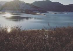 숨의 겨울 그리고 옥정호